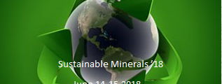 Prof. Yiannis Pontikes in the 5th International Symposium on Sustainable Minerals '18
