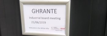 Ghrante industrial board meeting
